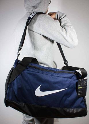 Спортивная сумка nike brsla m duff 60л оригинал