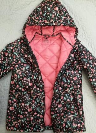 Курточка reserved на девочку 140-146 см