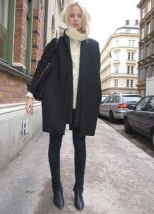 Валяный ,шерстяной кардиган-пальто. esprit