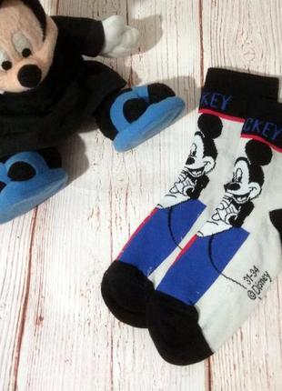 Классные носки mickey