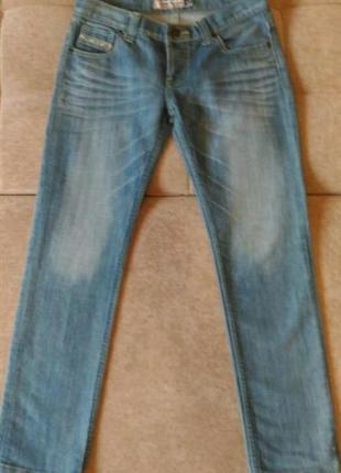 Джинсы подростковые yam's jeans &co, размер 27