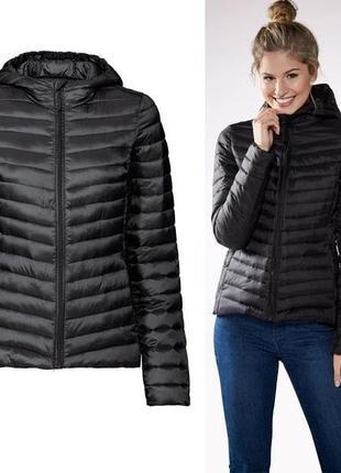 Суперская термо куртка на весну от немецкого бренда esmara. размер 42 евро наш 48
