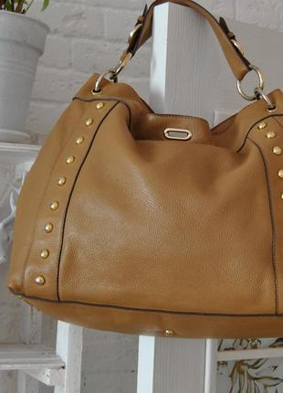 Кожаная сумка miu miu / шкіряна сумка