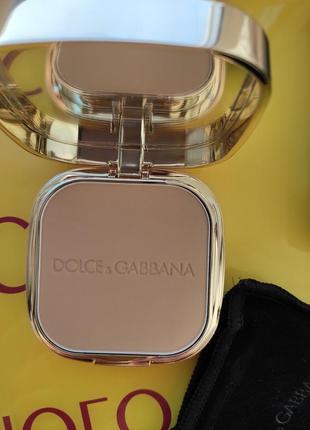 Матирующая пудра dolce&gabbana
