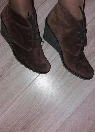 Ботинки gabor р.40