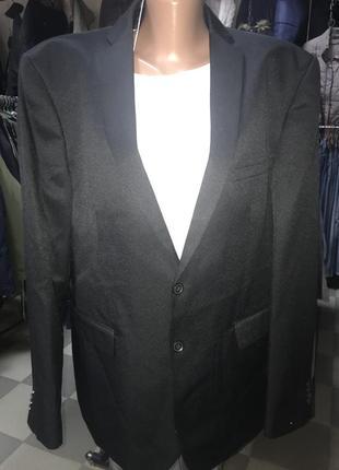 Итальянский пиджак 💥piazza italia  большой размер