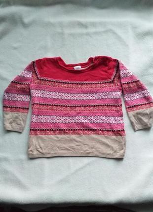 Кофта. свитер.(1633)
