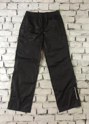 Штаны дождевики детские плащевые брюки