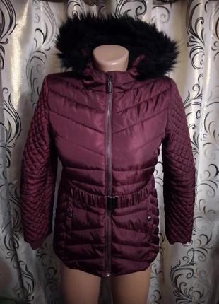 Демисезонная куртка для девочки primark