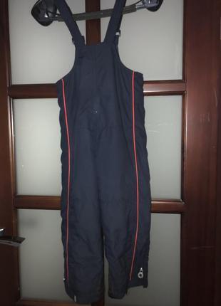 Chicco штаны , полукомбинезон