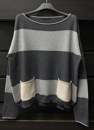 Классный свитер luisa cerano