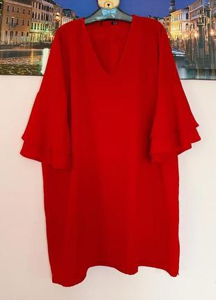 Туника с рюшами   , блуза , платье с рюшами