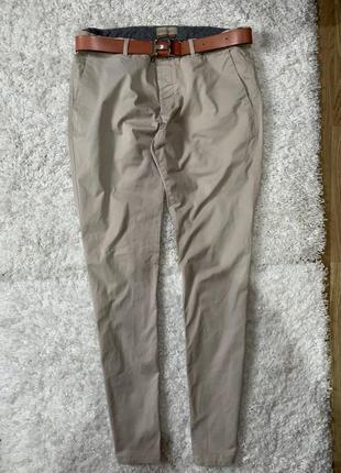 Брендовые котоновые брюки devred clothing heritage