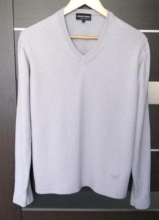 Пуловер, emporio armani,размер  s