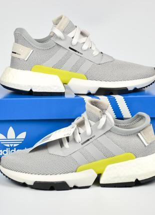 Adidas pod-s3.1 grey кроссовки адидас оригинал