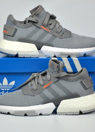 Adidas pod s3.1 grey адидас оригинал кроссовки