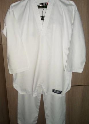 Кимоно добок blitz размер 180, 190