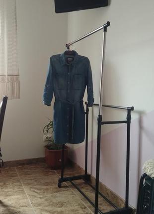 Джинсовое платье /рубашка esprit