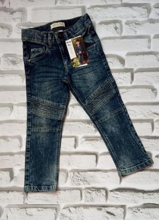 Джинси, джинсові штани для хлопчика papagino