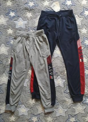 Спортивные штаны на мальчика 128-152 см. венгрия