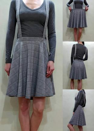 Сарафан юбка платье