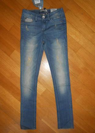 Джинсы garcia jeans на р.152см. новые. сток