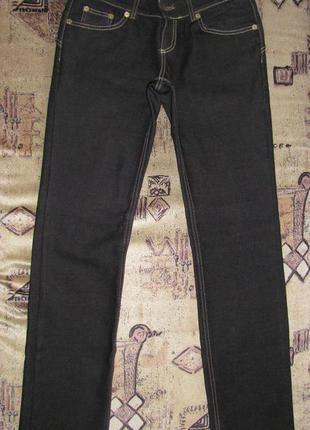 Классические утепленные джинсы шикарного качества