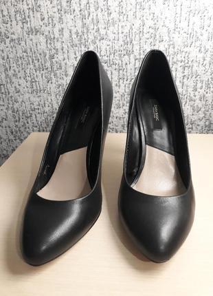 Туфли женские zara basik