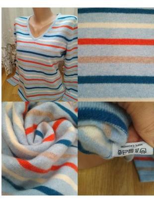 Пушистый кашемировий свитер, светер, кофта