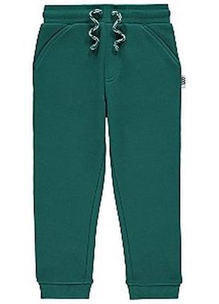 Спортивные штаны, штаны на флисе, джоггеры для мальчика george, размер 104-110