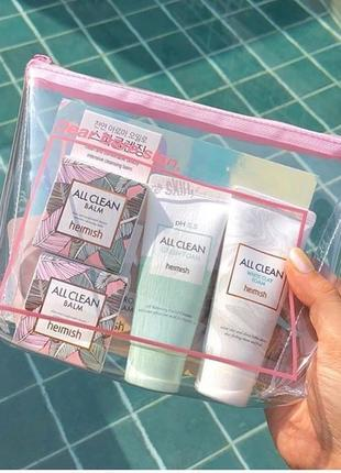 ❤️heimish all clean mini kit набор миниатюр