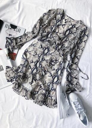 Сукня на зарах