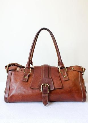 Burberry prorsum кожаная сумка оригинал винтаж