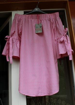 Новое, короткое, платье, плаття,сукня,на море, на пляж, розовое