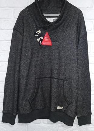 Актуальная мужская кофта свитшот denim73 collection, l