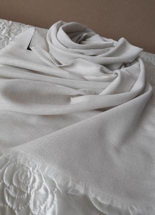 ♥️роскошная турецкая шаль шарф палантин с люрексом