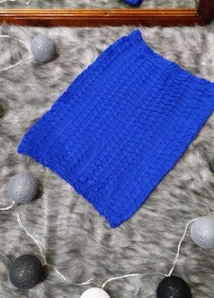 Стрейчевая юбка резинка atmosphere