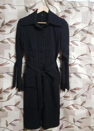 Длинный пиджак/ платье