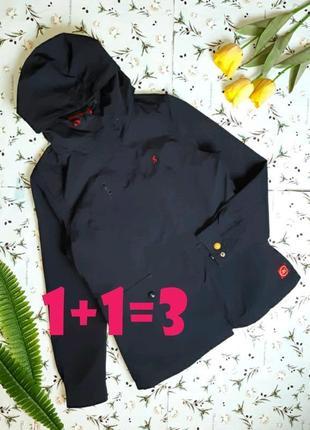 🌿1+1=3 фирменная крутая синяя куртка утепленная жилеткой joules демисезон, размер 46 - 48