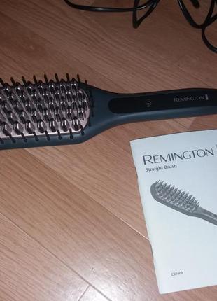 Щітка-вирівнювач remington cb 7400