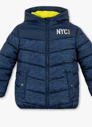 Новая деми куртка 92р германия  palomino c&a курточка