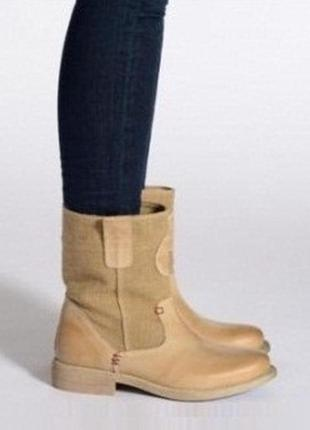 Gaastra голландия оригинал натур кожа! ботинки сапоги повышенный комфорт! 1000пар тут!
