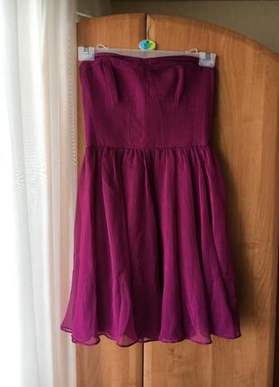 Коктейльное / вечернее / выпускное платье guess