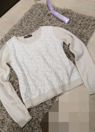 Красивый свитер франция