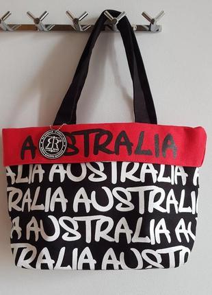 Скидка !!! супер мини сумка шоппер robin ruth australia