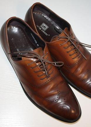 Мужские туфли vitto rossi