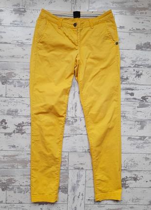 Colours of the world желтые солнечные чинос брюки