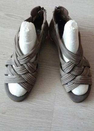 Сандалии, босоножки tamaris,германия на широкую ступню ноги, р-р 40