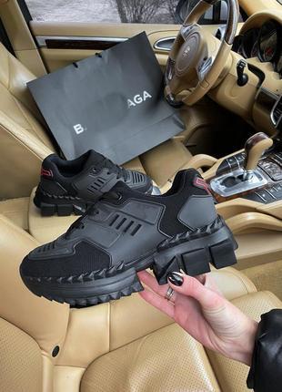 Женские кроссовки/женские черные кроссовки/черные крутые кроссовки