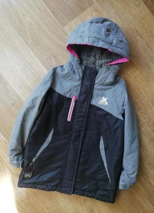 Шикарная демисезонная курточка, куртка, парка